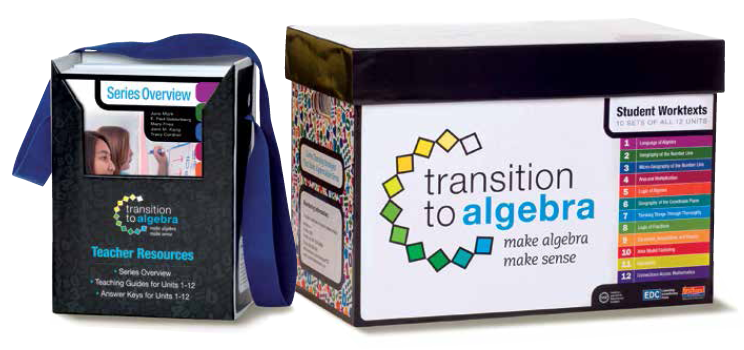 Transition to Algebra